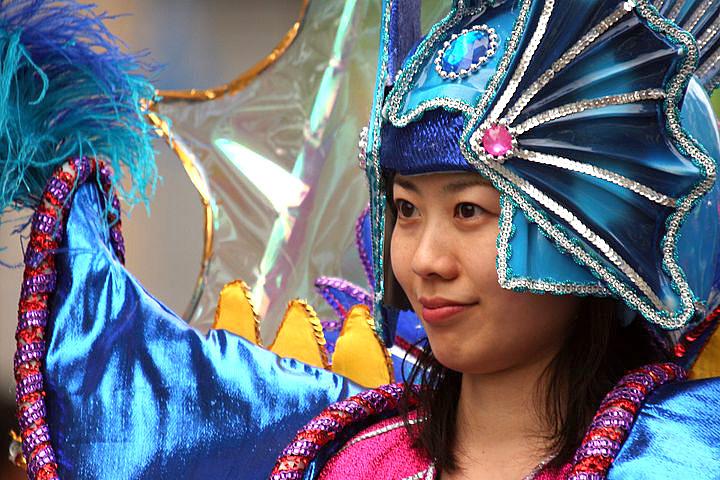 Samba Festival ad Asakusa