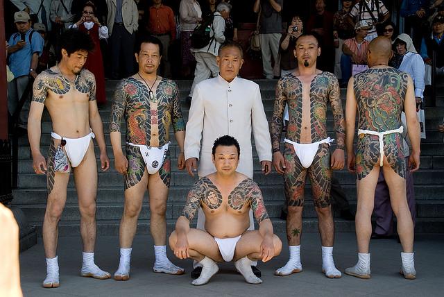 Festival Yakuza