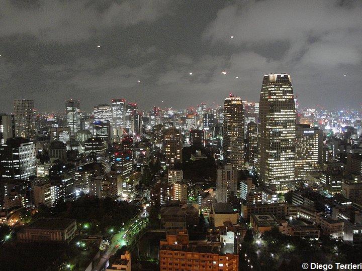 vista di Tokyo