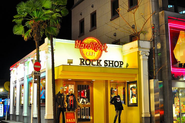 Hard Rock Cafe a Roppongi