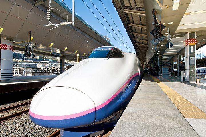 Uno shinkansen
