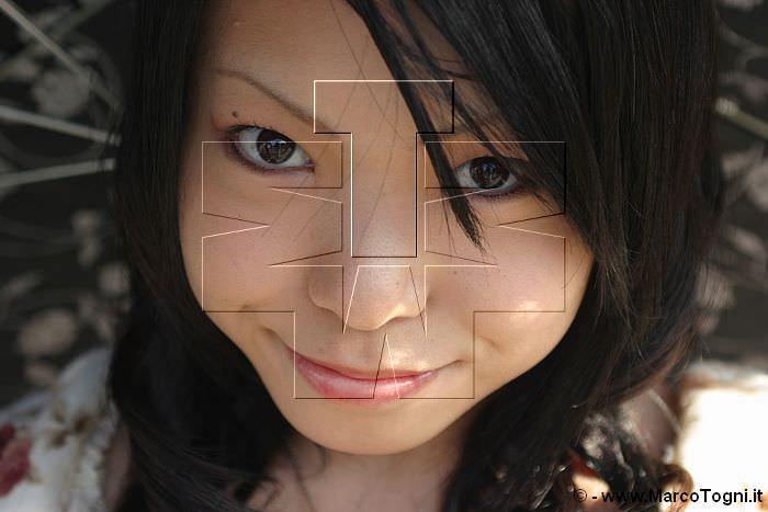 ragazza giapponese