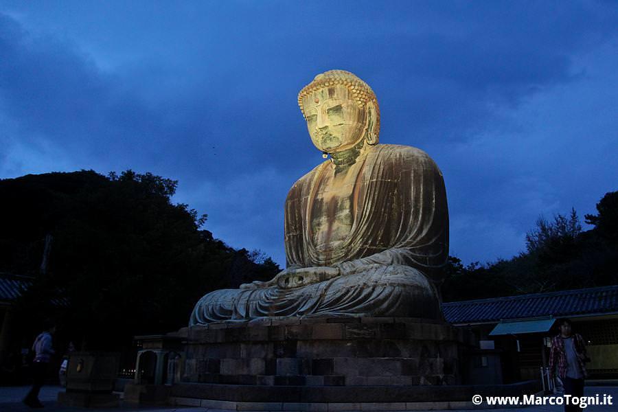 grande Buddha di Kamakura
