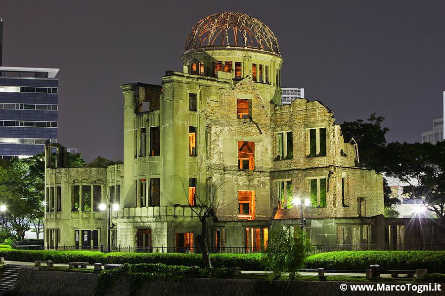 Bomb dome Hiroshima