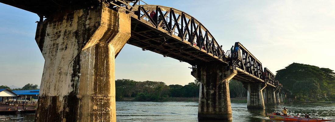 Ponte sul fiume kwai for Dormire a phuket