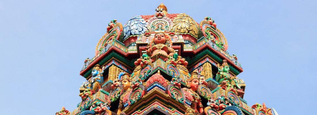Tempio mariamman a bangkok for Dormire a phuket