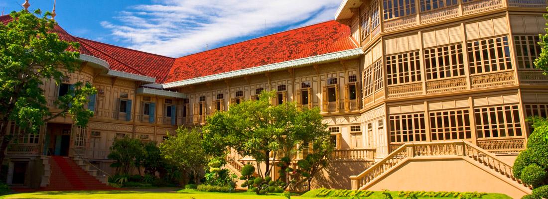 Vimanmek mansion for Dormire a phuket
