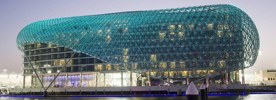 Dove dormire ad Abu Dhabi