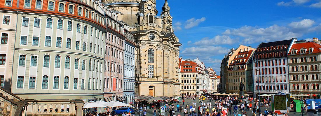Dove dormire a Dresden