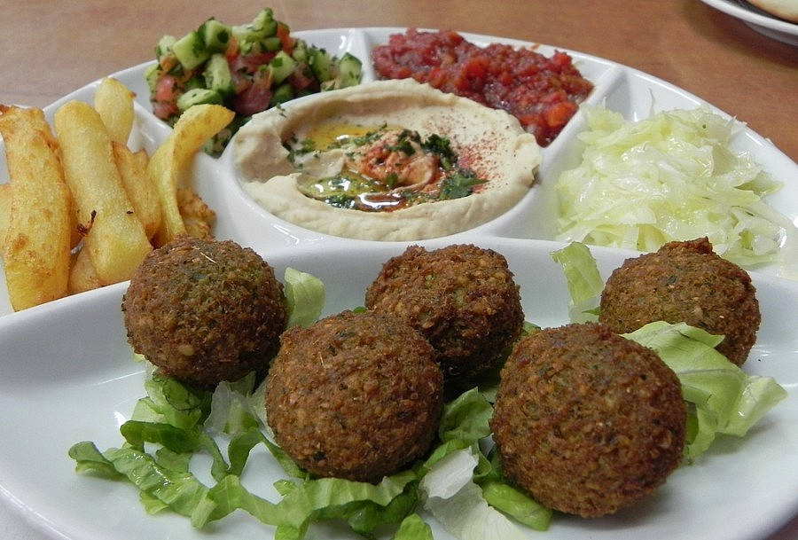 Falafel - By: young shanahan