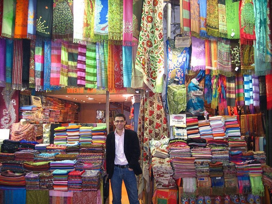Gran Bazar Di Istanbul
