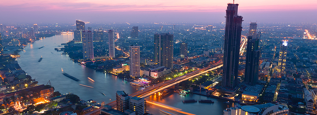 Bangkok luogo di incontri