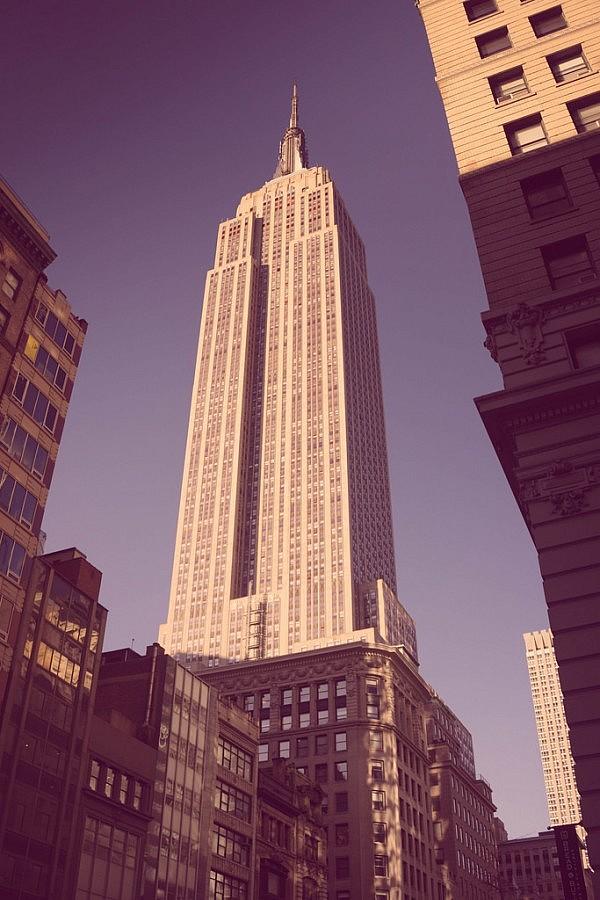 Fermata Metro Empire State Building