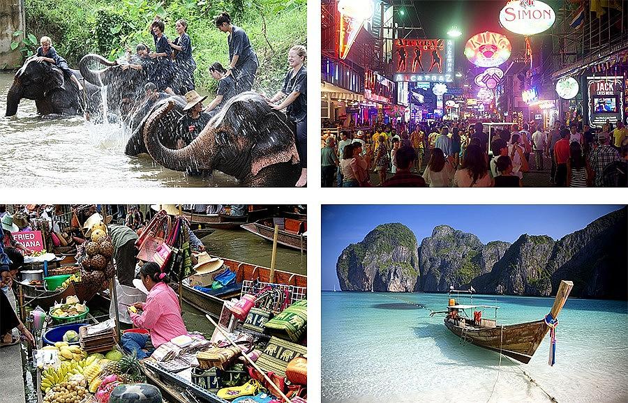 elefanti-maya-bay-pattaya-mercato