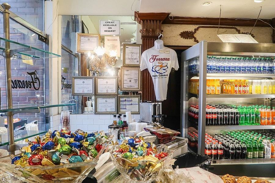 mentana vs ferrara bakery - photo#22