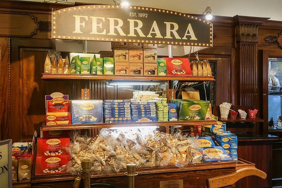 mentana vs ferrara bakery - photo#25