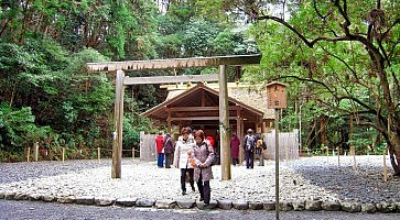 伊勢神宮外宮 - Geku of Ise Grand Shrine // 2010.02.10 - 5