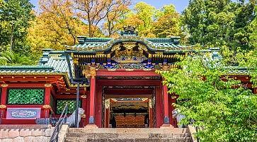 kunozan-toshogu