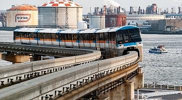 Tokyo Monorail Series 1000