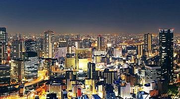 Panoramic Osaka