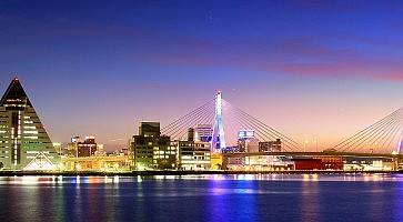 Aomori, Japan Skyline