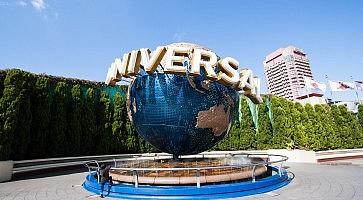 JAPAN - APRIL 14: UNIVERSAL STUDIOS JAPAN, located in Osaka on April 14, 2012 in Japan
