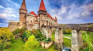 Corvin Castle - Hunedoara, Transylvania, Romania