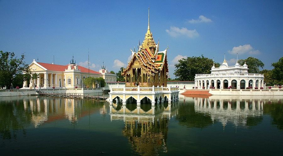 Palazzo reale bang pa in for Dormire a phuket
